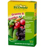 Ecostyle Groente & Kruiden-AZ 1 kg (10 m²)