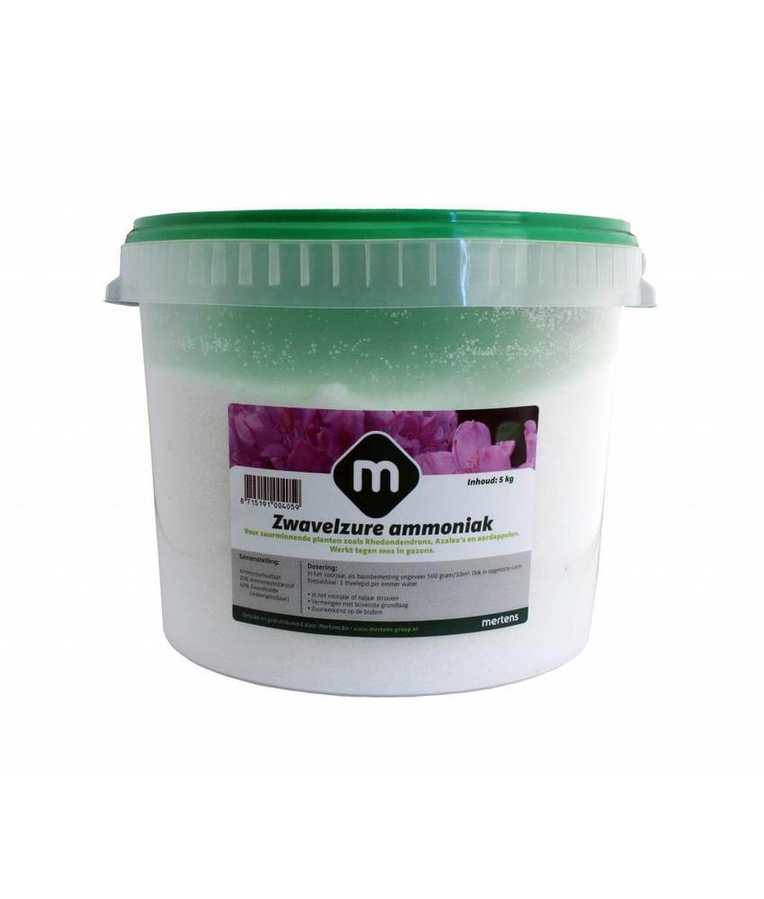 Zwavelzure ammoniak 5 kg