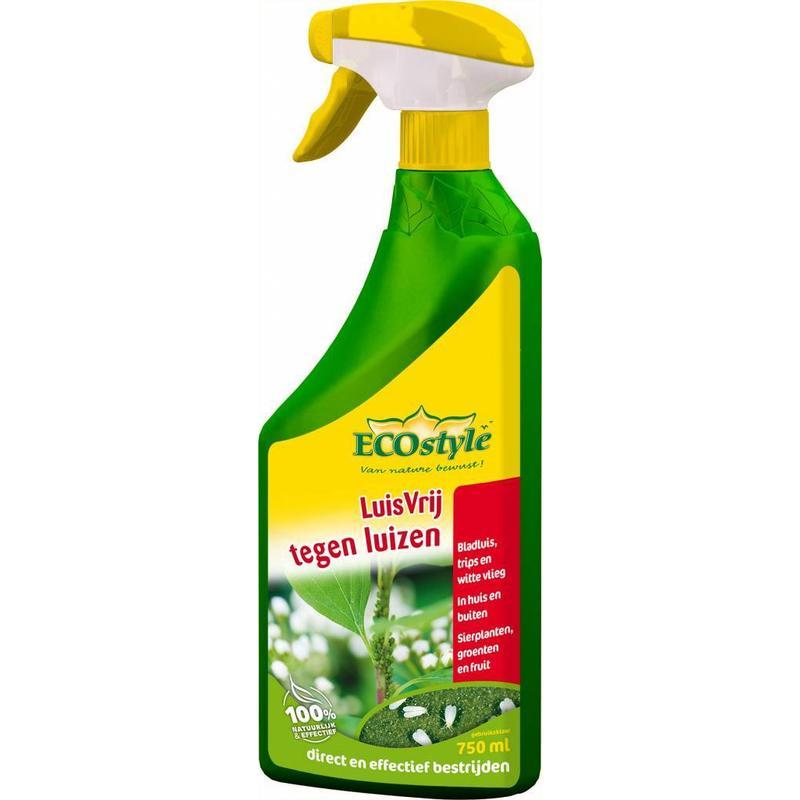 Ecostyle LuisVrij tegen luizen 750 ml gebruiksklaar