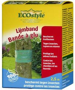 Lijm- / boomband 2,5 meter