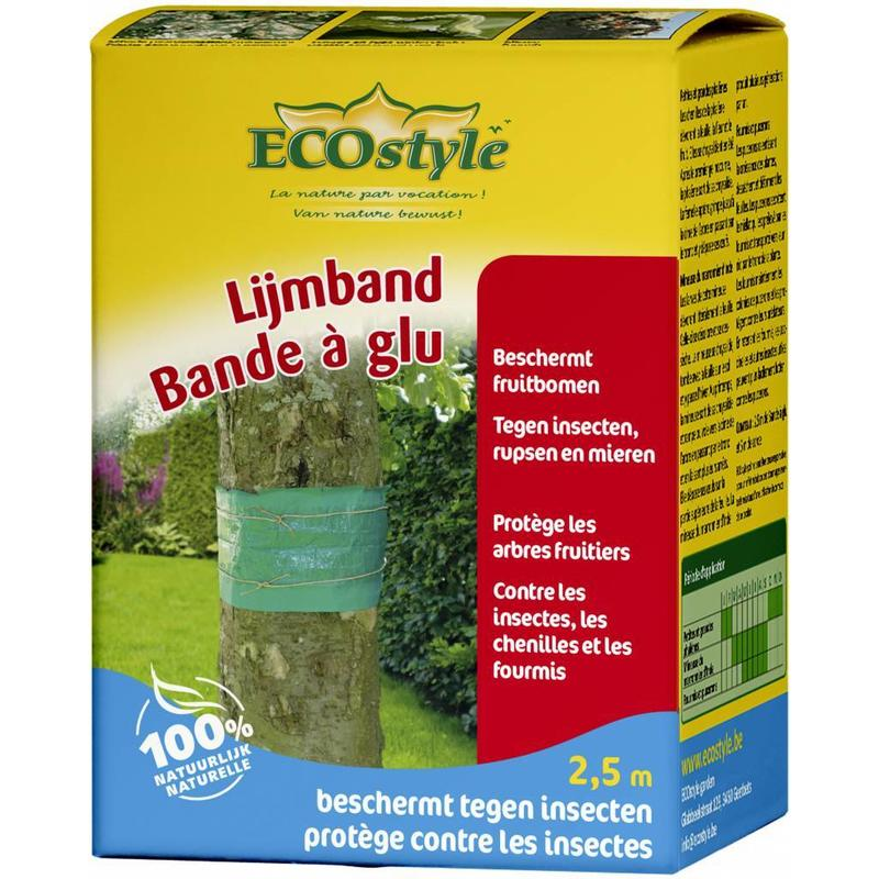 Ecostyle Lijm- / boomband 2,5 meter