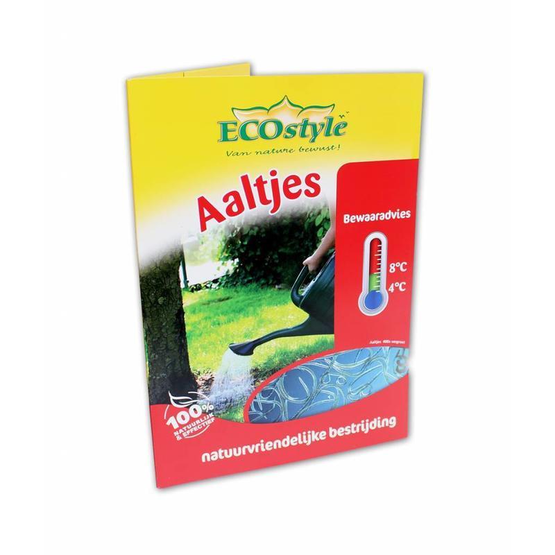 Ecostyle Aaltjes tegen bodeminsecten (20 m²)