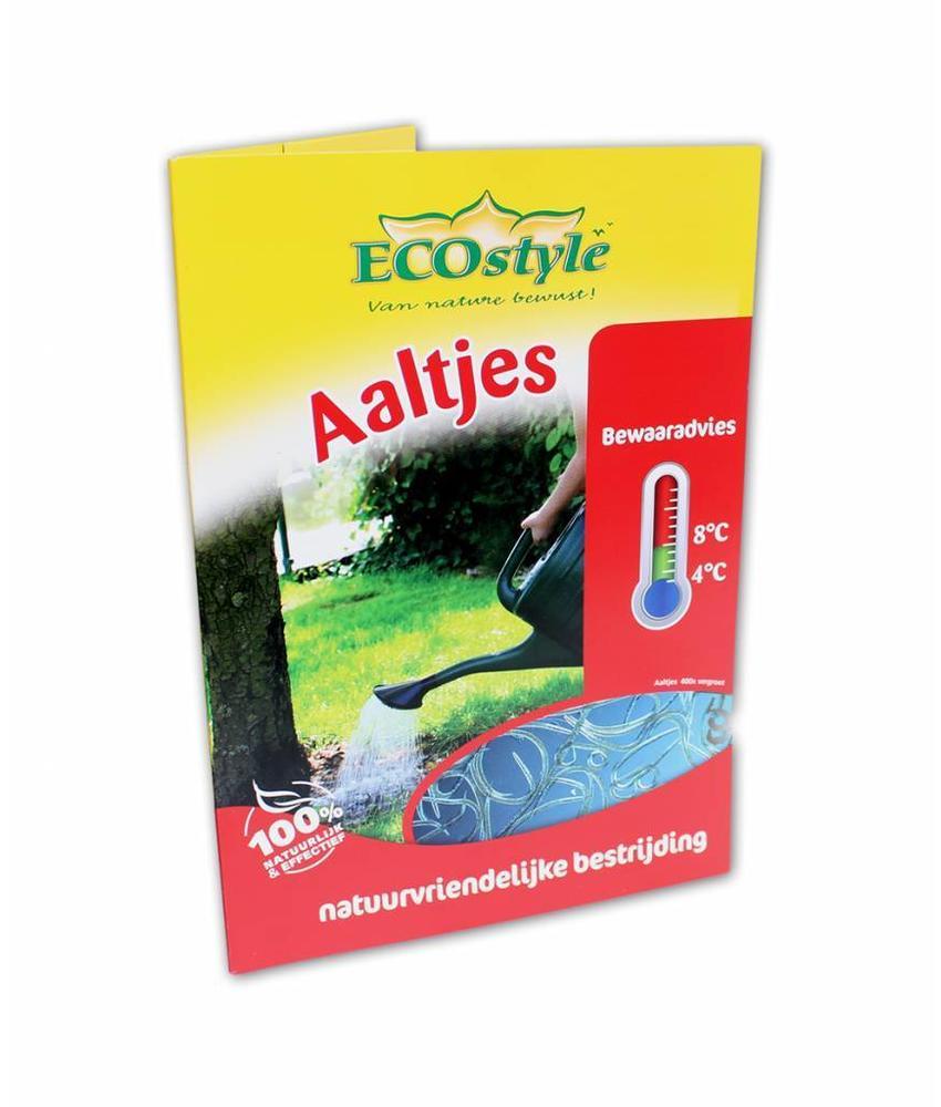 Ecostyle Aaltjes tegen bodeminsecten (100 m²)