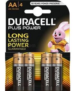 batterijen type AA (4 stuks)