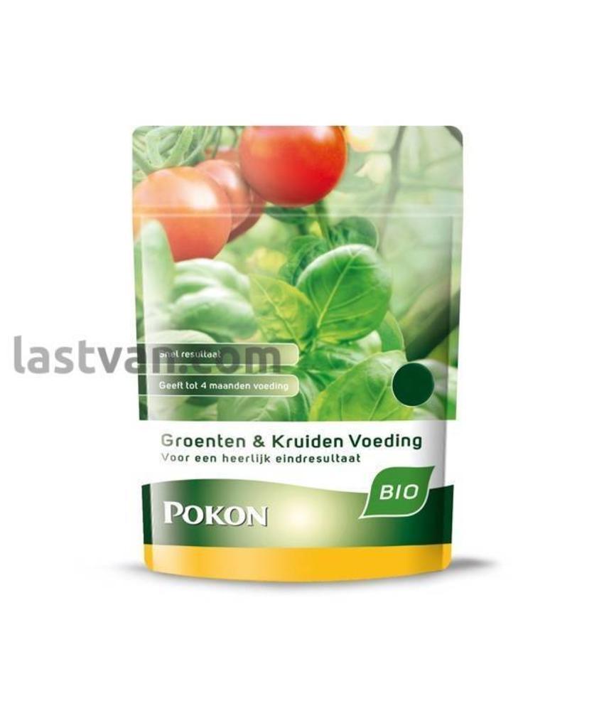 Pokon Groenten & Kruiden voeding 250 gram