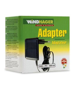 Adapter 220/9V voor apparaten