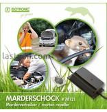 Isotronic Shock marterverjager voor auto en caravan