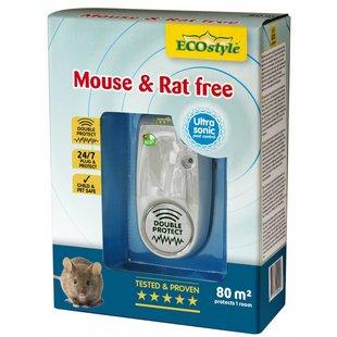 Mouse & Rat free X-tra (tot 80 m²)