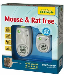 Mouse & Rat free 80+30 m² (duopack)