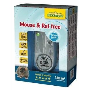 Mouse & Rat free X-tra (tot 130 m²)