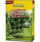 Ecostyle Coniferen & Taxus-AZ 1,6 kg meststof  (voor ca. 50 planten)