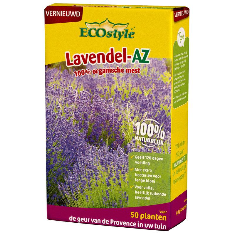 Ecostyle Lavendel-AZ 800 gram (voor ca. 50 planten)