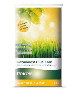 Gazonmest Plus Kalk 5kg