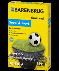Speel en Sport 1 kg (30-50 m²)