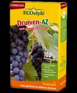 Druiven-AZ 800 gram