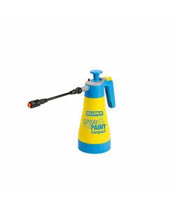 drukspuit Spray & Paint Compact (1.25 liter)