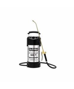 hogedrukspuit RVS 6 bar 505T (5 liter)