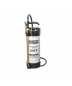 hogedrukspuit RVS 6 bar 510T (10 liter)