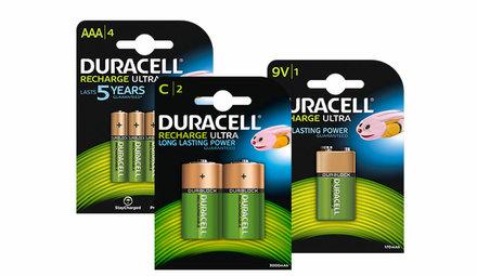 Oplaadbare batterijen en laders