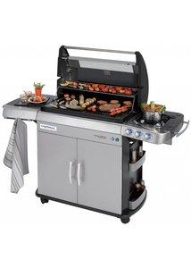 Barbecues en buitenkeukens