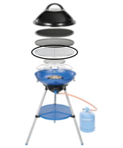 Grillrooster Party Grill 600