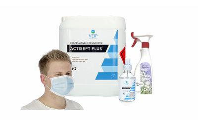 Desinfectiemiddelen