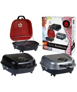BBQ barbecue koffer 41x42 cm