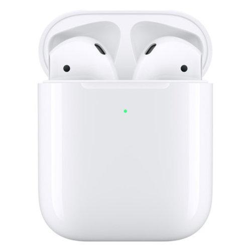 Apple AirPods 2 met draadloze oplaadcase [NIEUW]