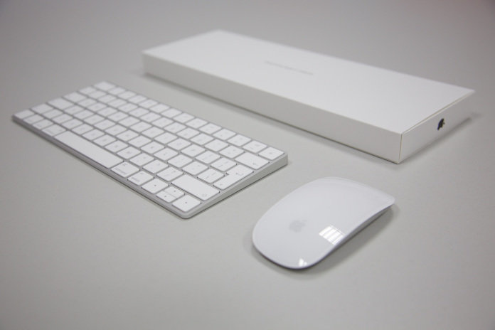 Apple Magic Mouse 2 & Keyboard 2 set kopen? | theifactory.nl