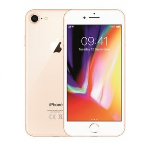 Refurbished iPhone 8 64GB Goud