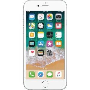 Refurbished iPhone 6S 64GB  Zilver