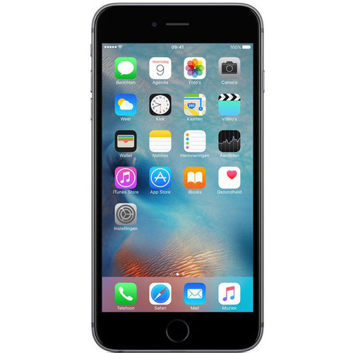 Refurbished iPhone 6S 128GB Grijs