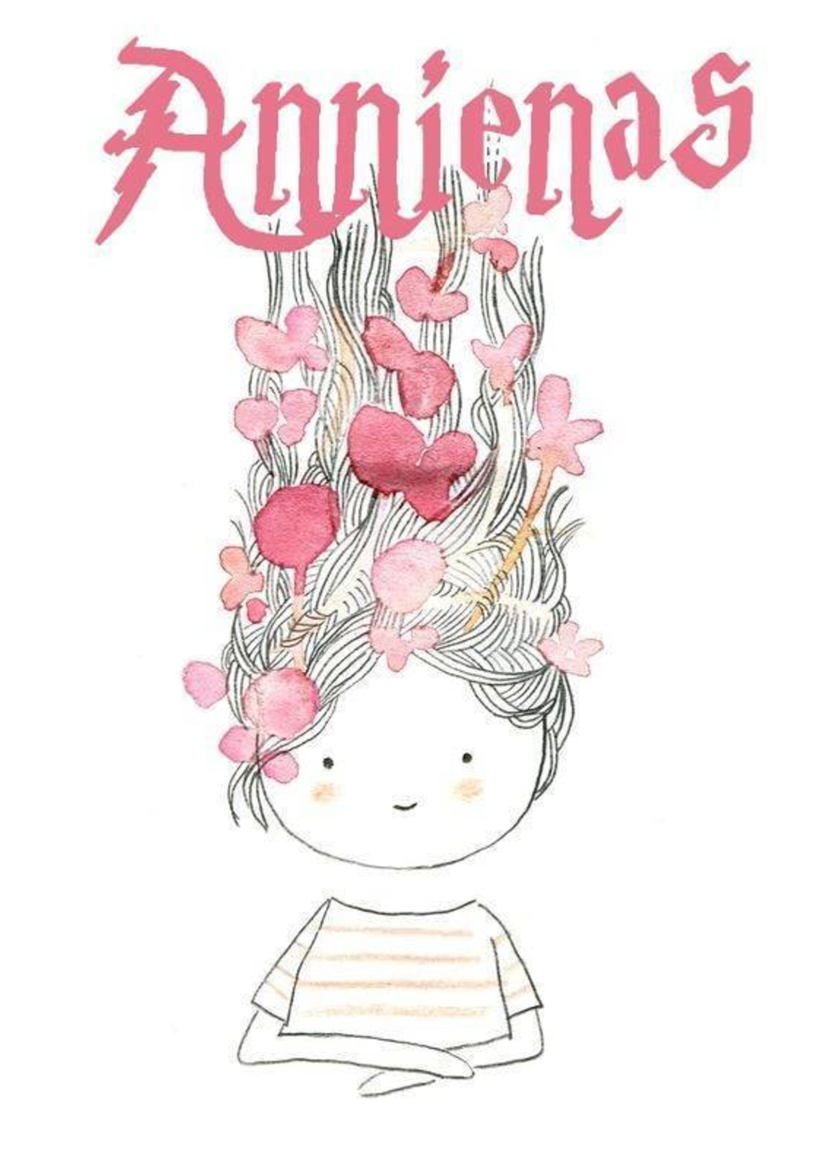Annienas haarband maat one size