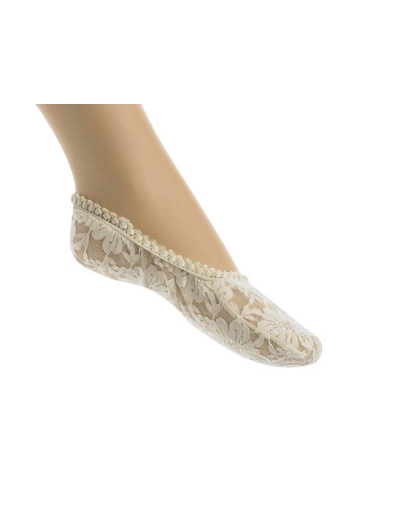 Bonnie Doon kousen voetjes maat 27/30 + 31/34