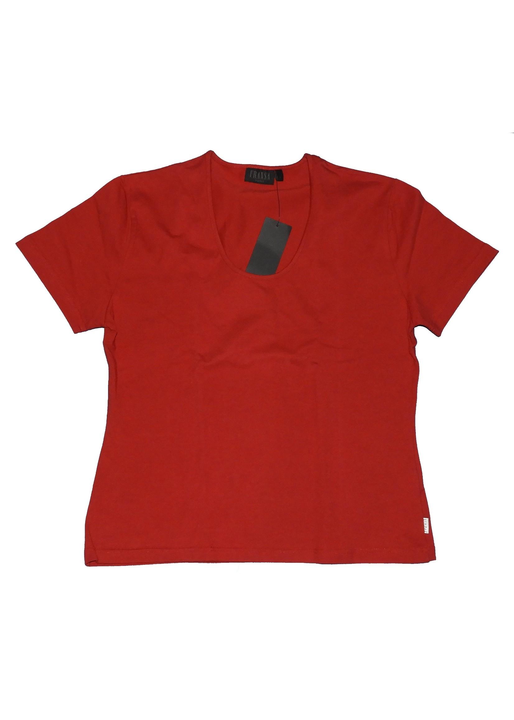Fransa T-shirt maat S + L