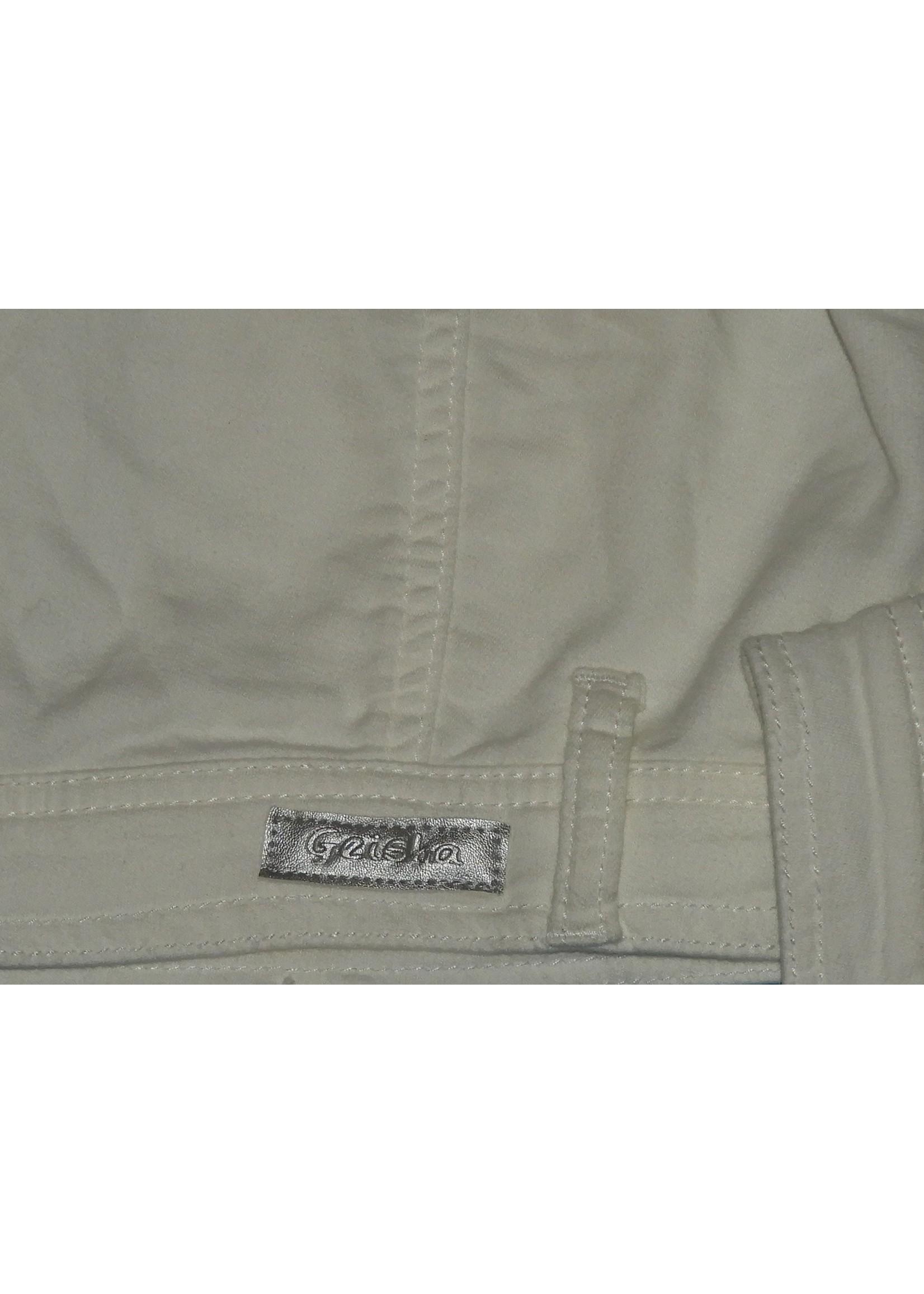 Geisha jogjeans spijkerjack maat XL