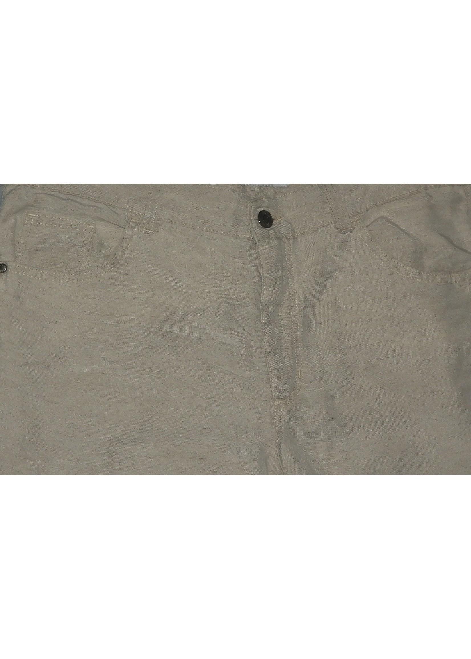 Angels Jeans 7/8 linnen broek maat 38 t/m 44
