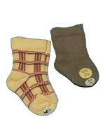 Bonnie Doon 2-pack sokken maat 50/68