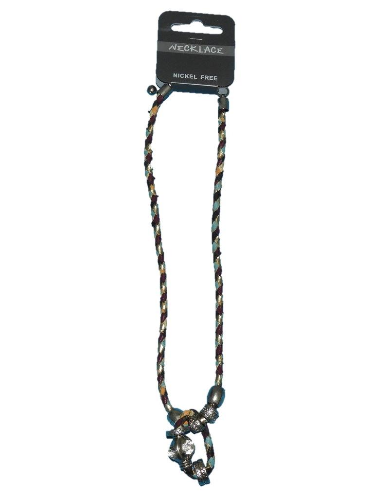 Michelle bijoux ketting met hanger