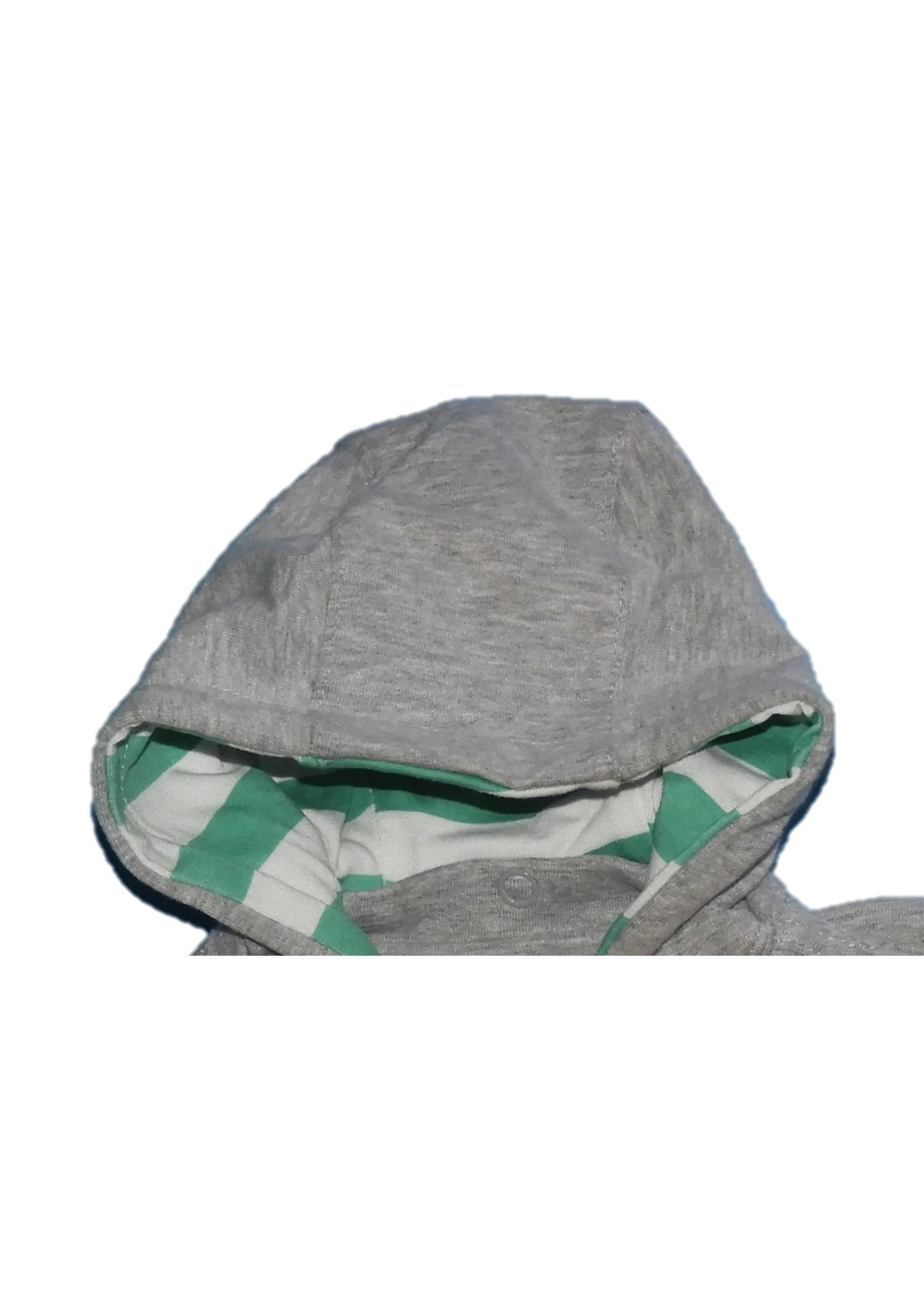 Name it hooded vest maat 56