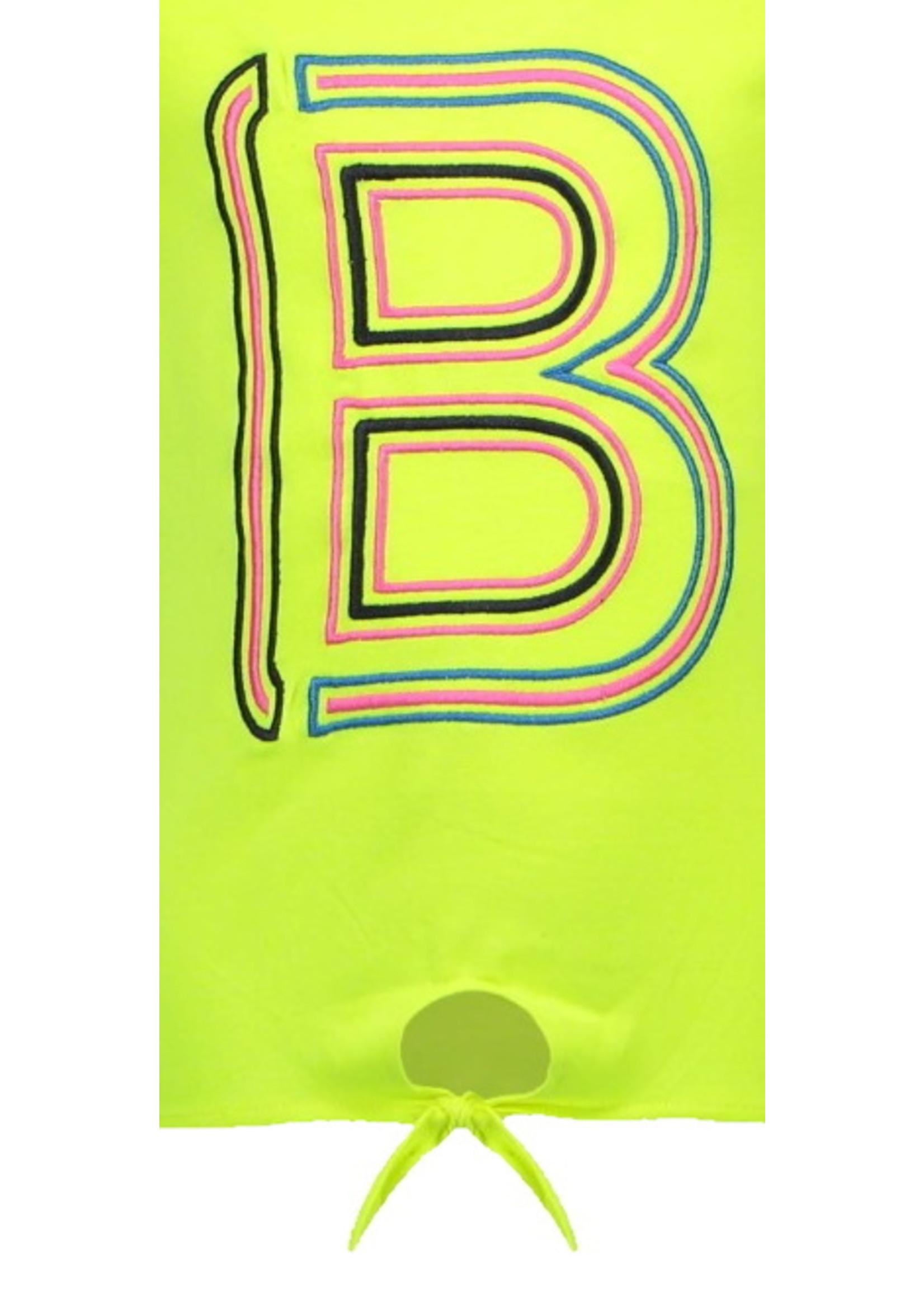 B.Nosy T-shirt maat 98 + 104