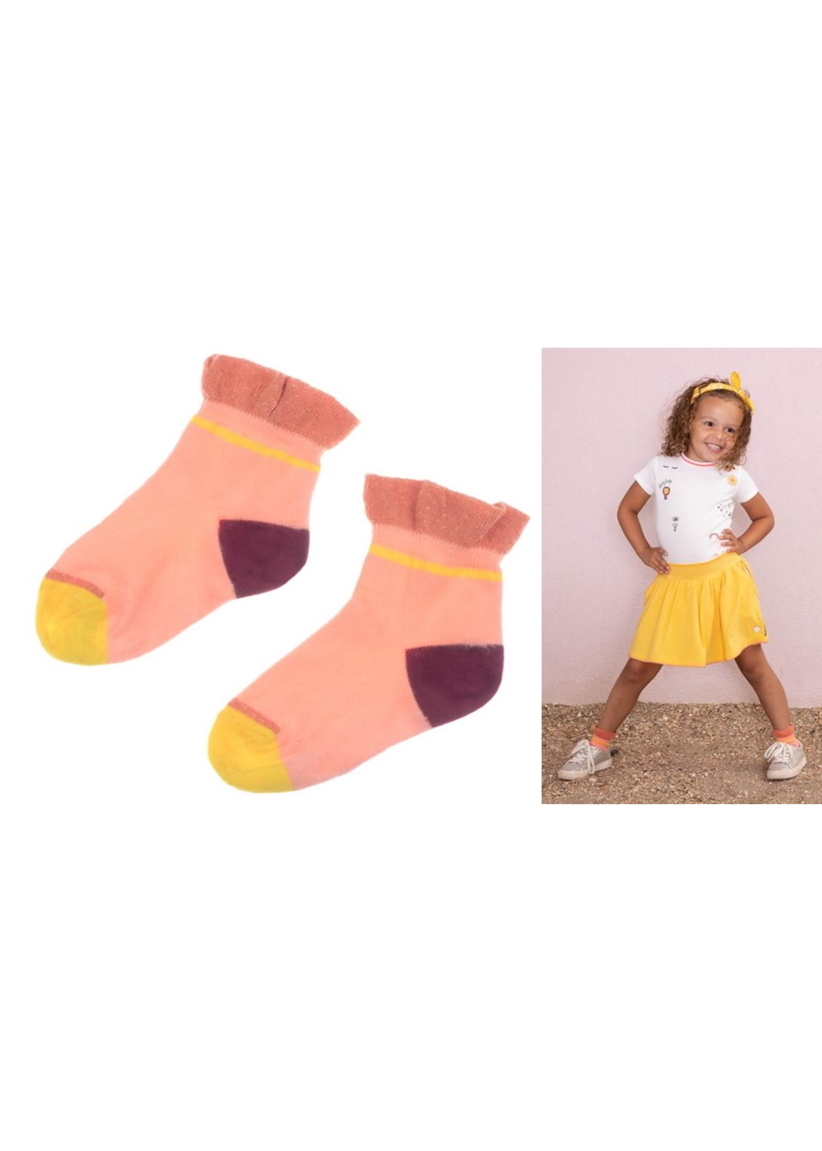 Jubel sokken maat 92/98 t/m 128/140