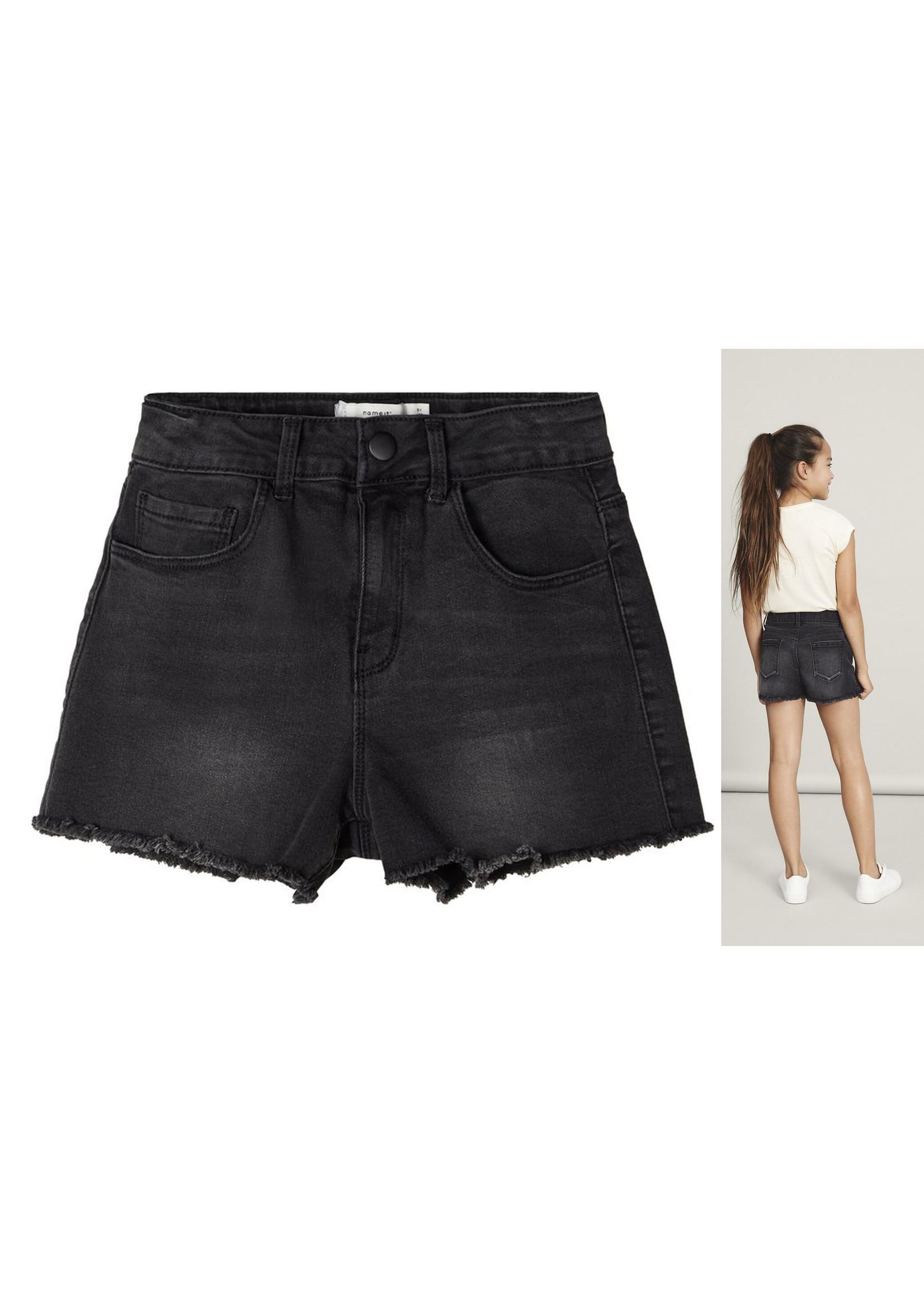 Name it denim shorts maat 116 + 122