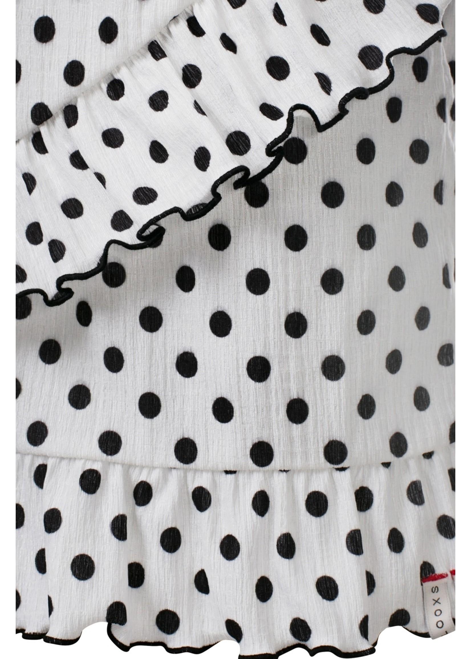 Looxs jurk maat 92 + 104
