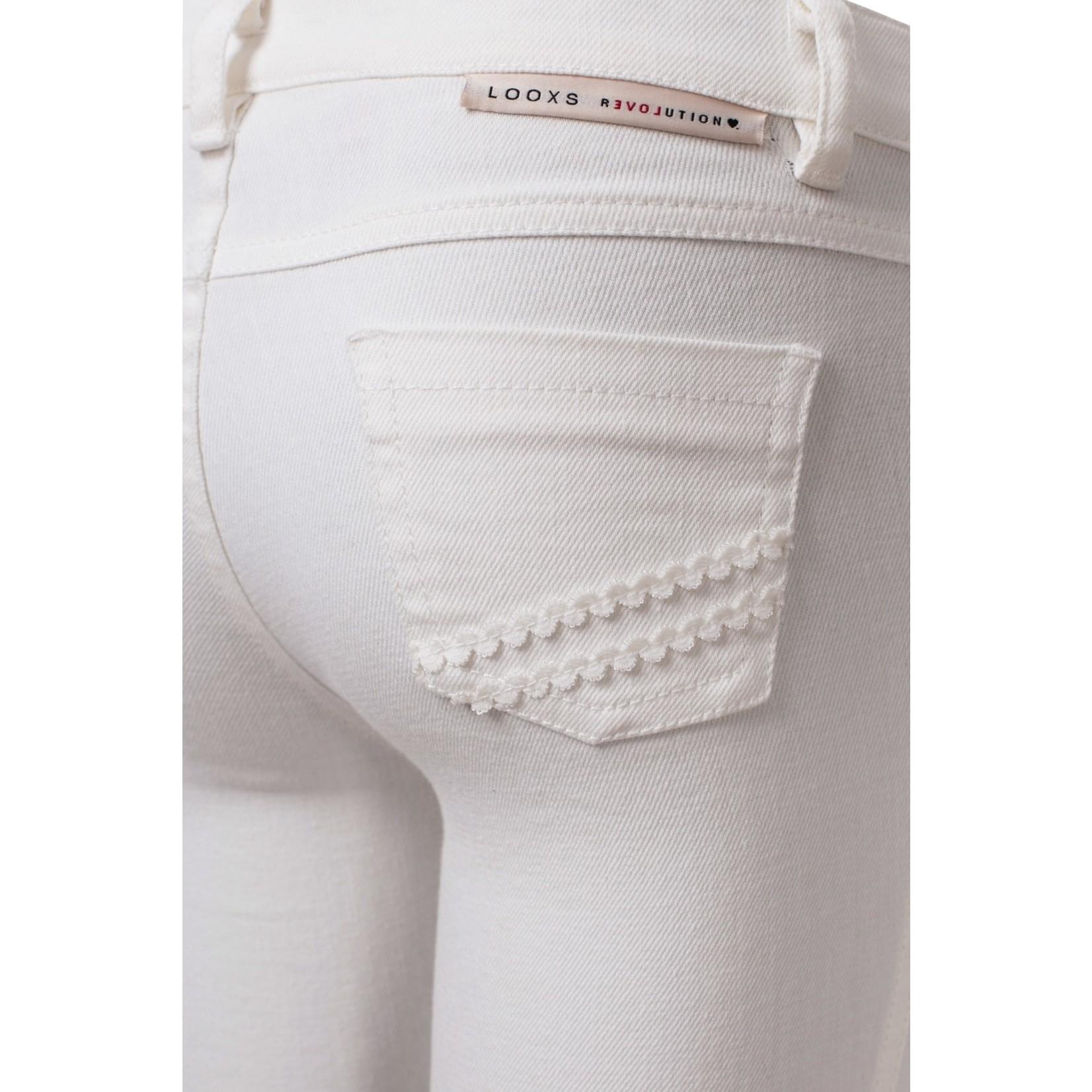 Looxs spijkerbroek maat 128 + 176