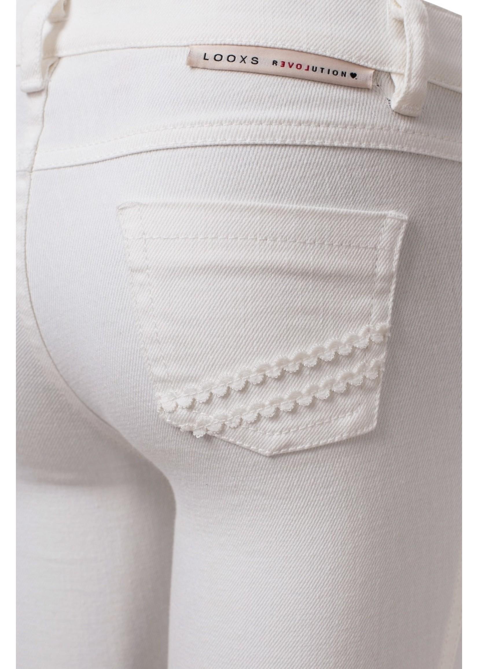 Looxs spijkerbroek maat 128