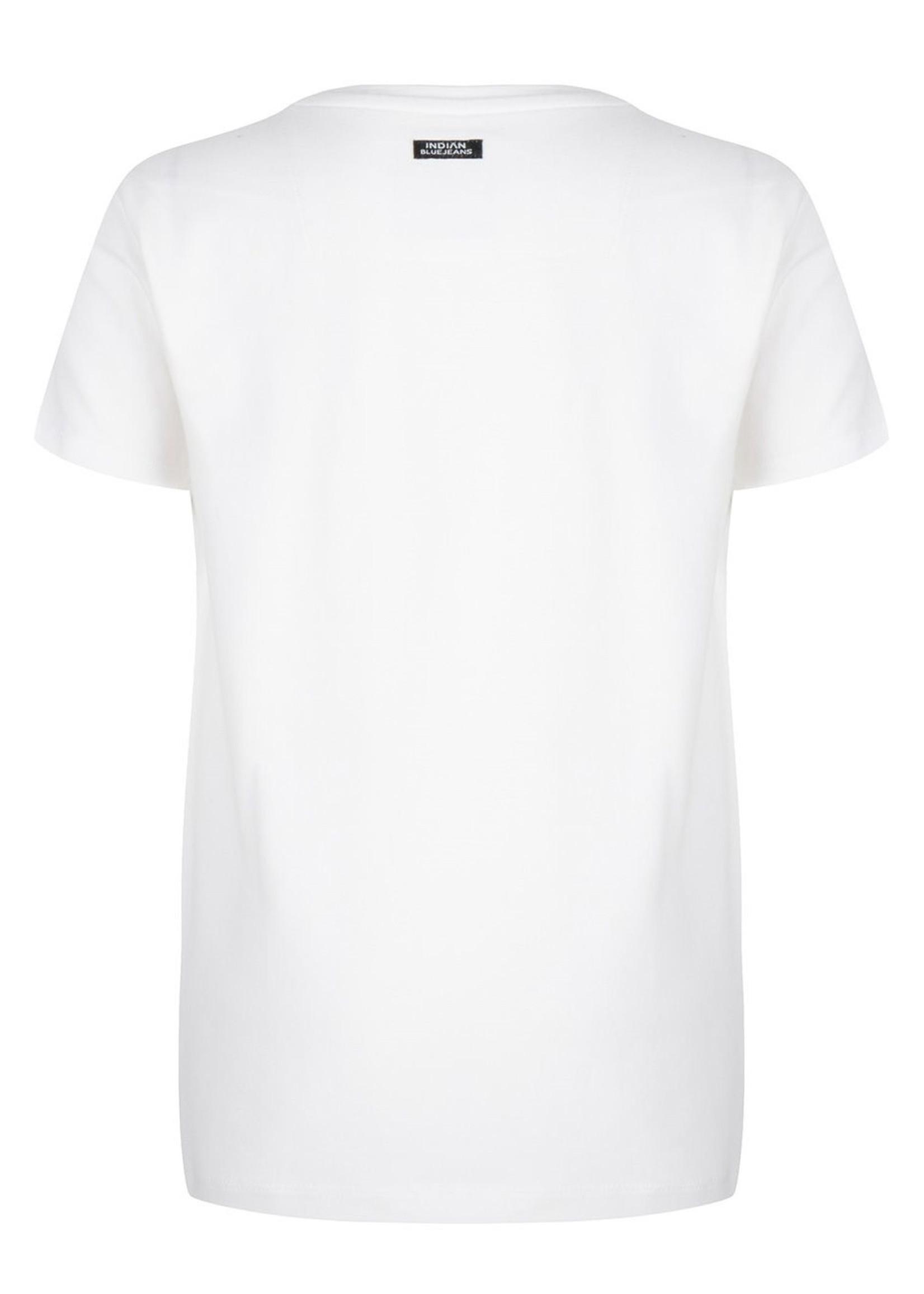 Indian Blue T-shirt maat 92 + 128