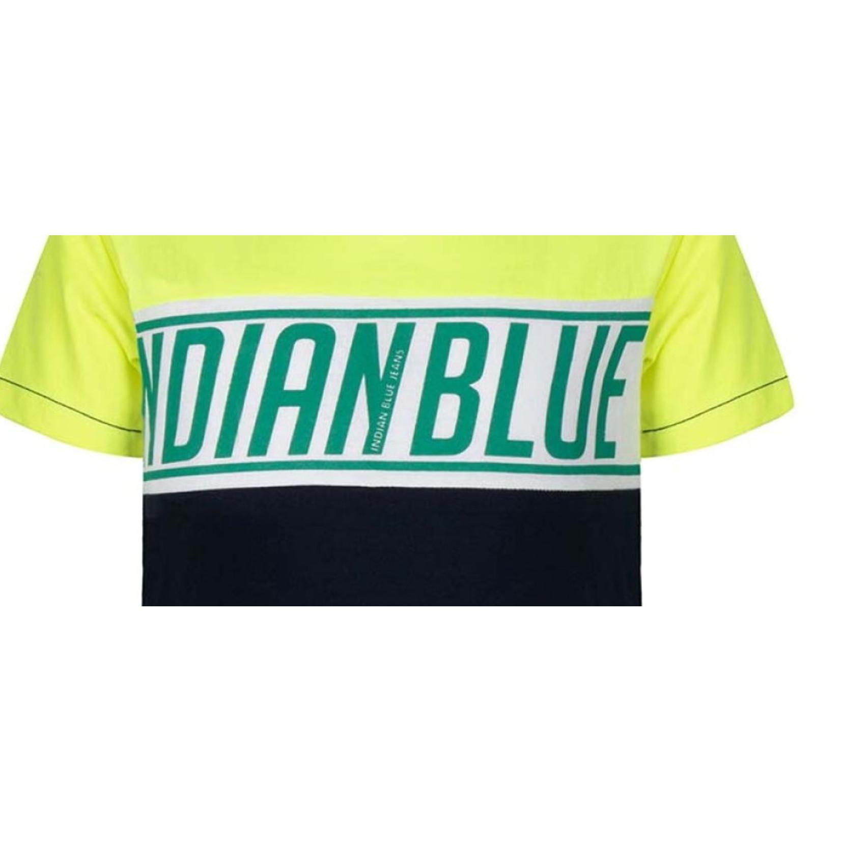 Indian Blue T-shirt maat 176