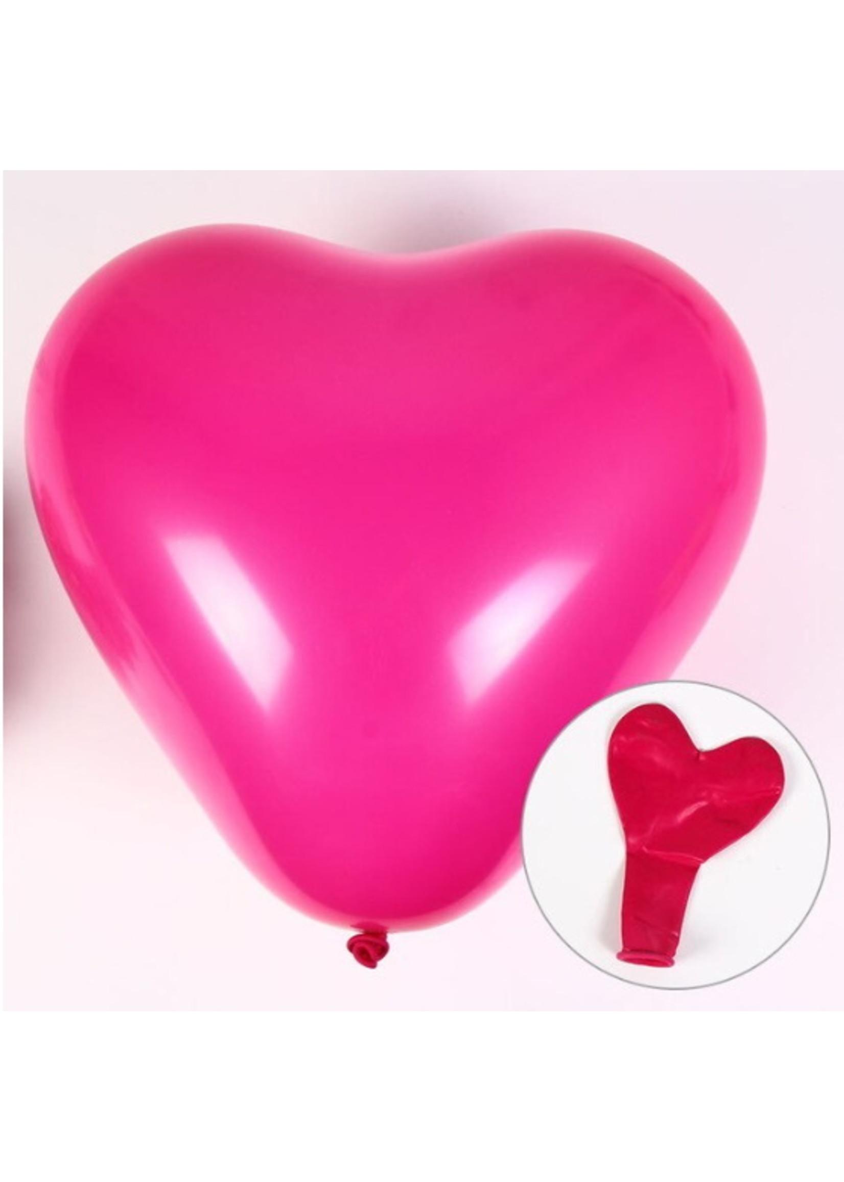Annienas hart ballon