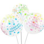 Annienas Happy Birthday ballon